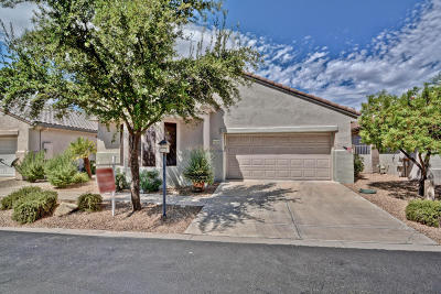 Surprise Single Family Home For Sale: 15523 W Coral Pointe Drive