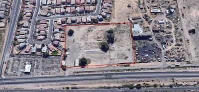 Avondale Residential Lots & Land For Sale: 12451 W Buckeye Road