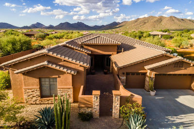 Cave Creek Single Family Home For Sale: 3676 E Sat Nam Way