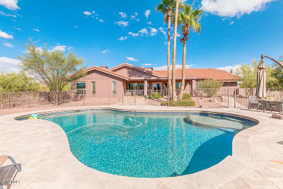 Scottsdale Single Family Home For Sale: 23644 N 81st Place