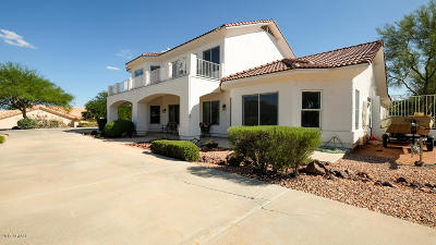 Wickenburg Single Family Home For Sale: 2075 W Silverlode Drive