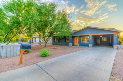 Phoenix Single Family Home For Sale: 2648 N 15th Street