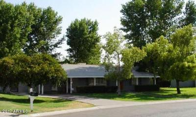 Phoenix Single Family Home For Sale: 2901 E Mariposa Street
