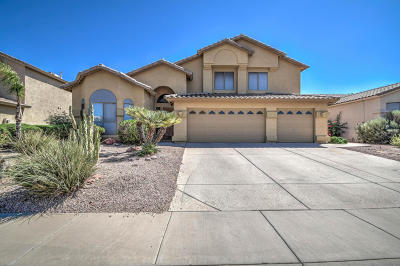 Chandler Single Family Home For Sale: 5161 S Cotton Drive