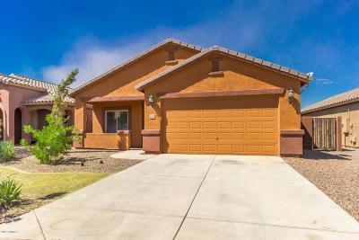 Casa Grande Single Family Home For Sale: 1975 N Vista Lane