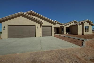 Apache Junction Single Family Home For Sale: N Boyd Road #E