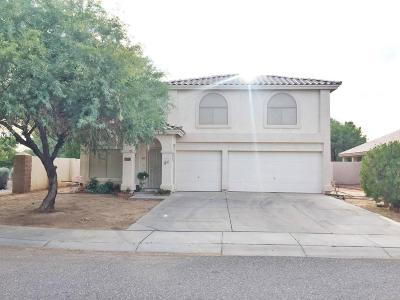 Glendale Single Family Home For Sale: 6366 N 78th Drive