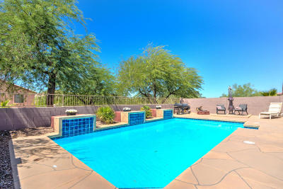 Goodyear Rental For Rent: 18122 W Desert Blossom Drive