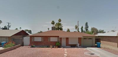 Phoenix Single Family Home For Sale: 3401 W Tuckey Lane