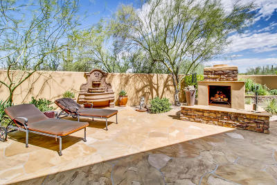 Cave Creek Single Family Home For Sale: 5458 E Desert Forest Trail