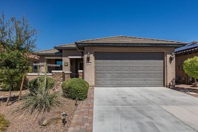 Buckeye Single Family Home For Sale: 26214 W Via Del Sol Drive
