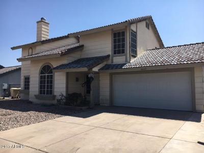 Glendale Single Family Home For Sale: 5647 W Villa Theresa Drive