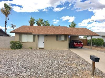 Single Family Home For Sale: 7444 E Calypso Circle