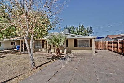 Phoenix Single Family Home For Sale: 3522 E Flower Street