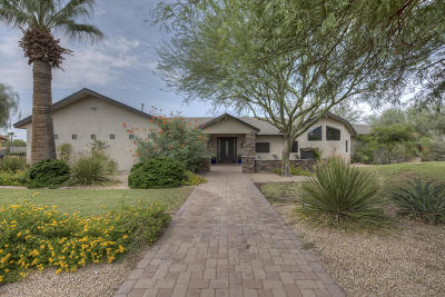 Phoenix Single Family Home For Sale: 5226 N 43rd Street
