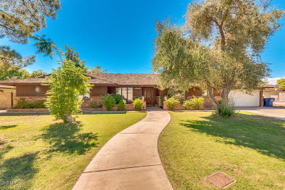 Mesa Single Family Home For Sale: 1312 N Gentry Road
