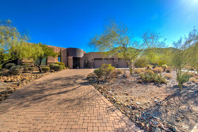 Cave Creek Single Family Home For Sale: 5700 E Canyon Crossings Drive