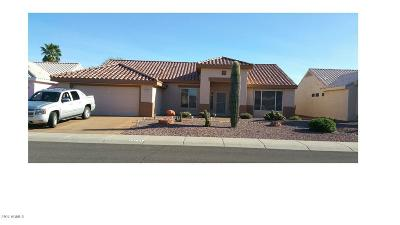 Sun City West AZ Single Family Home For Sale: $310,000