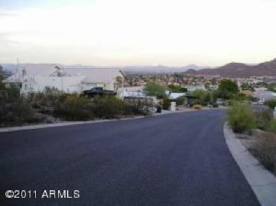 Phoenix Residential Lots & Land For Sale: 1619 E Calle Santa Cruz Road