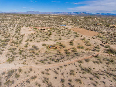 Wickenburg Single Family Home For Sale: 20920 W Lazy Ranch Road