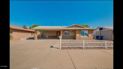 Phoenix Single Family Home For Sale: 7118 W Sells Drive