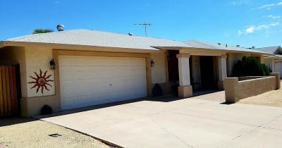 Sun City Single Family Home For Sale: 9414 W Manzanita Drive