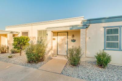 Sun City AZ Single Family Home For Sale: $129,900