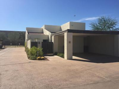 Scottsdale Condo/Townhouse For Sale: 2503 N Miller Road