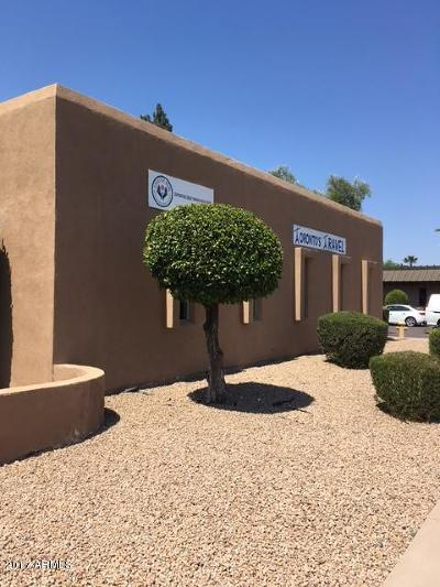 Scottsdale Commercial Lease For Lease: 7579 E Main Street #104