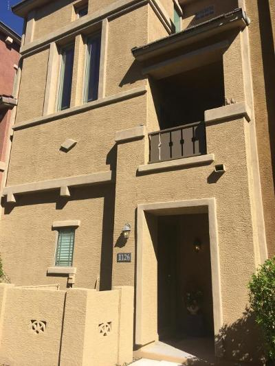 Chandler Condo/Townhouse For Sale: 900 S 94th Street #1126