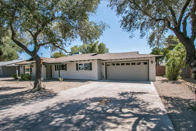 Scottsdale Single Family Home For Sale: 8725 E Mariposa Drive
