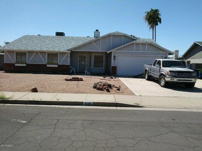 Mesa Single Family Home UCB (Under Contract-Backups): 6145 E Ivy Street
