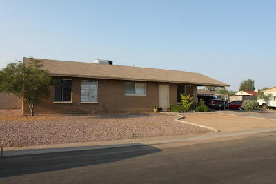 Casa Grande Single Family Home For Sale: 202 E Thomas Street