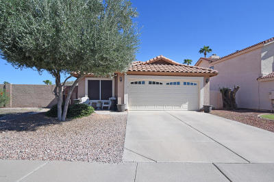 Phoenix Single Family Home For Sale: 3620 E South Fork Drive