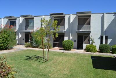 Scottsdale Condo/Townhouse For Sale: 7720 E Heatherbrae Avenue #21