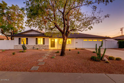 Scottsdale Single Family Home For Sale: 8223 E Wilshire Drive