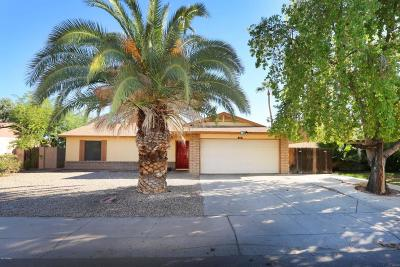 Chandler Single Family Home UCB (Under Contract-Backups): 805 W Nopal Place