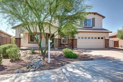 Gilbert Single Family Home For Sale: 4854 S Quiet Way