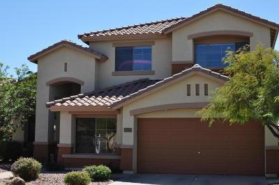 Anthem Single Family Home For Sale: 2731 W Wayne Lane