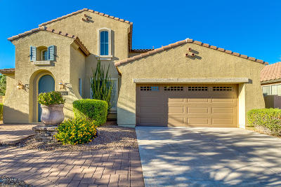 Gilbert Single Family Home For Sale: 1188 W Laredo Avenue