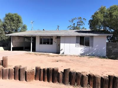 Casa Grande Single Family Home For Sale: 1116 E Yucca Street