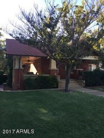 Douglas Single Family Home For Sale: 914 E E. Avenue