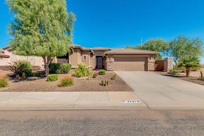 Maricopa Single Family Home For Sale: 37678 W Olivo Street