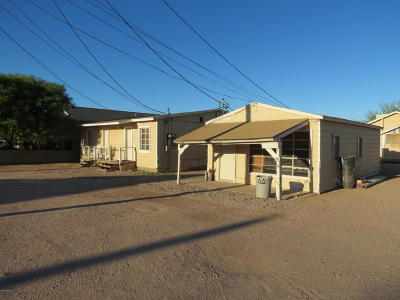 Apache Junction Multi Family Home For Sale: 340 Main Drive #LOT