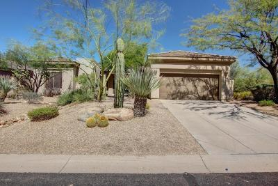 Scottsdale Single Family Home For Sale: 6632 E Sleepy Owl Way