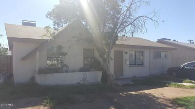 Glendale Single Family Home For Sale: 5550 N 61st Lane