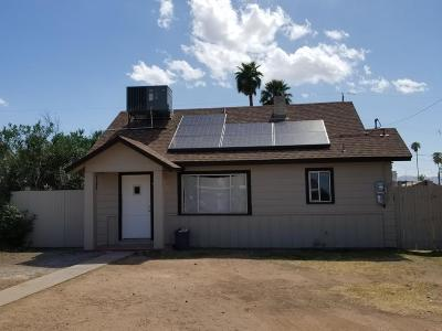 Phoenix Single Family Home For Sale: 3731 E Taylor Street