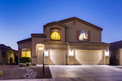 Sun City Single Family Home For Sale: 11810 W Montana De Oro Drive