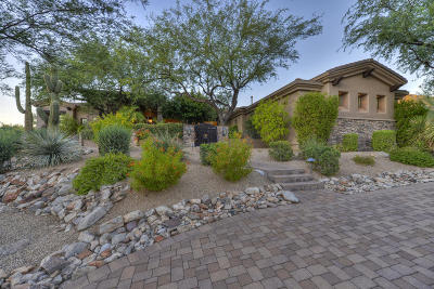Scottsdale Single Family Home For Sale: 12922 E Cibola Road
