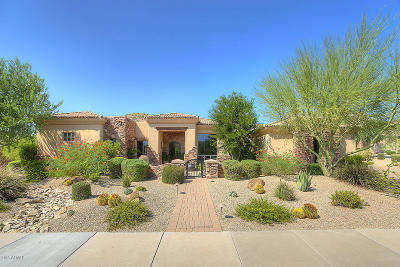 Ahwatukee, Chandler, Gilbert, Maricopa, Mesa, Phoenix, Scottsdale, Surprise, Tempe Single Family Home For Sale: 13344 E Summit Drive